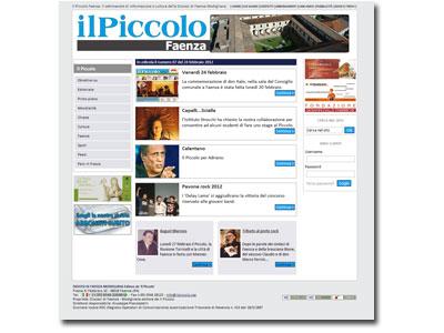 Online Il Piccolo Faenza