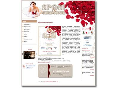 Sposi e Cerimonie: le sposiecerimonie per tutti