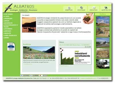 Albatros - Ecologia, Ambiente, Sicurezza
