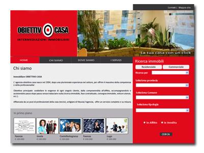 Online il nuovo sito di Obiettivo Casa