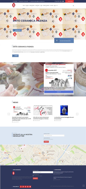 Ente Ceramica Faenza